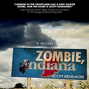 Zombie, Indiana Audiobook