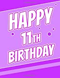 Best Birthday Gifts For 11 Year Old Boys - Happy 11th Birthday: Discreet Internet Website Password Notebook Review
