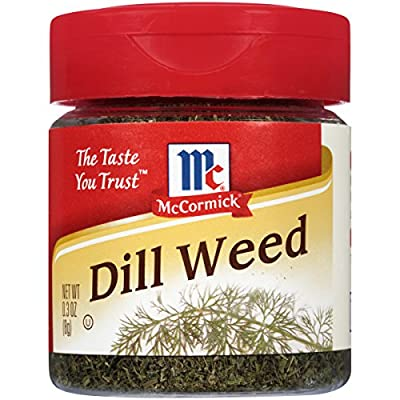 McCormick Dill Weed, 0.3 oz