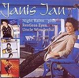 Janis Ian: Night Rains/Restless Eyes/Uncle Wonderful (Audio CD)