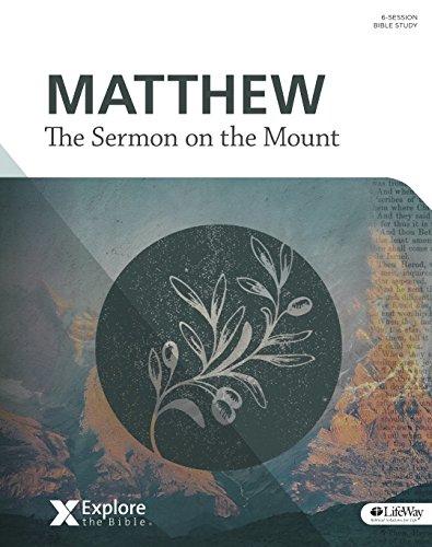 Explore the Bible (ETB) - Matthew: Sermon on the Mount [Vol 7] (Member Book)