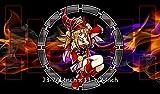 #3 - Yu-gi-oh Red Dark Magician Girl PLAYMAT, Yu-gi-oh Red Dark Magician Girl Play mat | Size 23-7/8-Inch x 13-1/2-Inch (AArt)