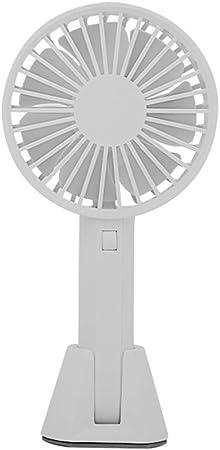NN-xUE Mini Ventilador, portátil de Mano con USB Recargable Mini ...