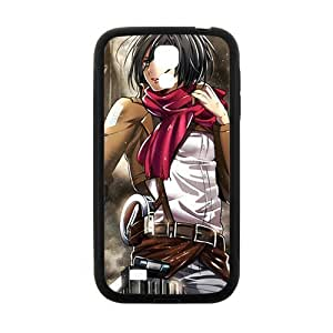Cool painting Attack on Titan Cell Phone Case for Samsung Galaxy S4