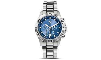 BMW auténtica reloj para hombre Sport cronógrafo cuarzo resistente al agua acero inoxidable 80262406691