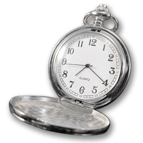 Masonic Trowel Full Hunter Pocket Watch