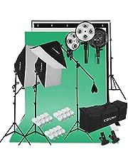 Oferta en kit de iluminación para fotografia