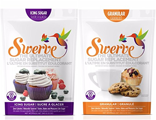 Swerve Sweetener Bakers Granular Confectioners product image