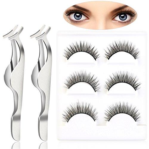 Eyelashes Extension Applicator Remover Tweezers