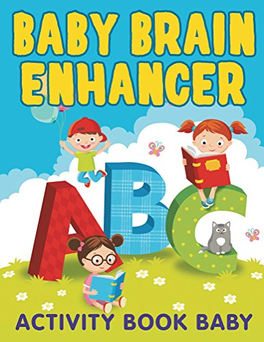 Baby Brain Enhancer Activity Book ebook