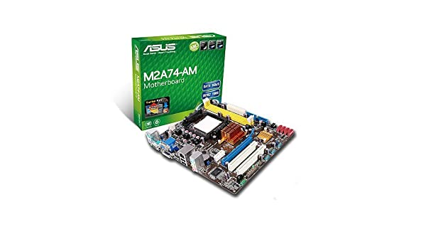 Asus M2A74-AM AMD RAID Drivers Download (2019)