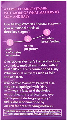 One A Day Women's Prenatal One Pill