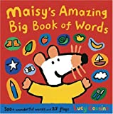 Maisy's Amazing Big Book of Words, Lucy Cousins, 0763607940