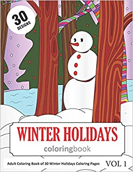 Coloring Pages | Free Online Coloring Pages-Happy Holidays | 336x260