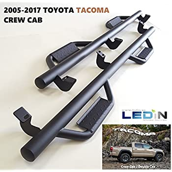 Tyger Side Steps Tacoma Iboard 5 Inch Running Board