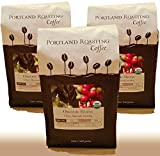 Organic Coffee Beans by Portland Roasting Company, House Blend Medium Roast, USDA Certified Organic, Carbon Neutral and Award Winning Roasters, 3 12oz. Bag Whole Coffee Beans Review