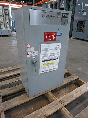 ASCO 94033097X 30A 480V Automatic Transfer Switch 3PH Bulletin 940 30 Amp ATS 3W