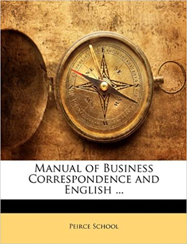 Manual of Business Correspondence and English ...