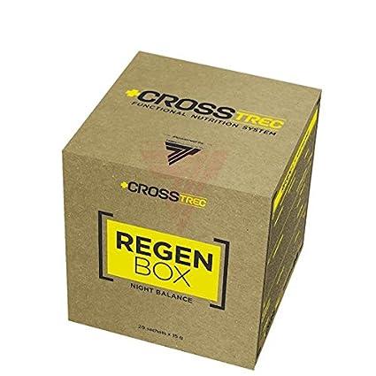 Trec Nutrition CROSSTREC Vital Box, Vitaminas y Minerales, Sabor Limón-Pomelo - 15