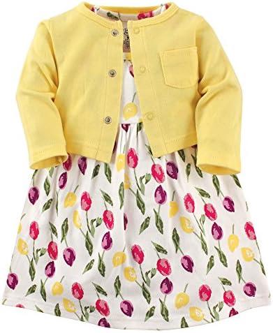 Luvable Friends Girls Dress Cardigan product image