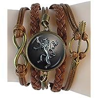Game of Thrones Leather Bracelet