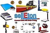 Selleton Industrial Warehouse Pallet Jack Scale