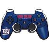 New York Giants PS3 Dual Shock wireless controller Skin - New York Giants Team Motto | NFL X Skinit Skin