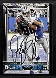 #5: Dez Bryant Autographed Signed Dallas Cowboys 2015 Topps Card #35 - NM/MT - MT Condition!