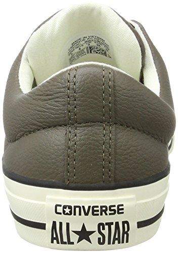 Converse Unisex-Erwachsene Chuck Taylor All Star High Street Sneaker Grau (Engine Smoke/Black)
