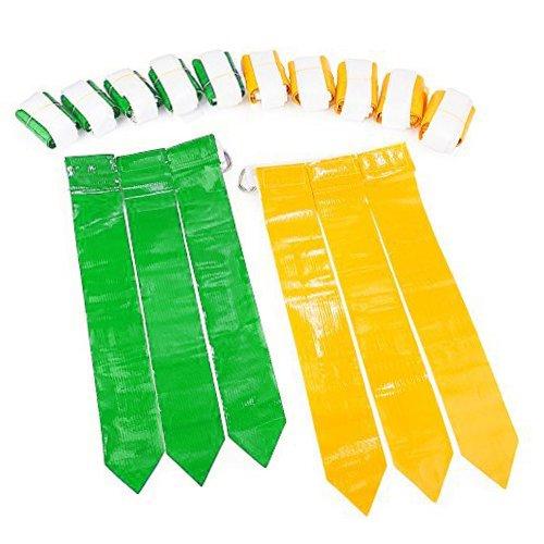 WYZworks Flag Football Set Yellow