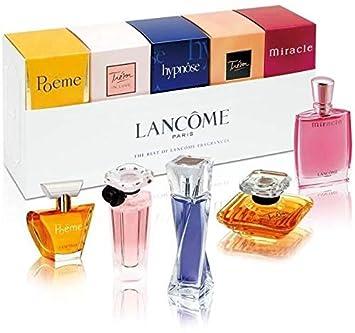 314be86872a Lancome Eau de Parfum 5 Pcs. Gift Set for Women: Amazon.ae: VIP ...