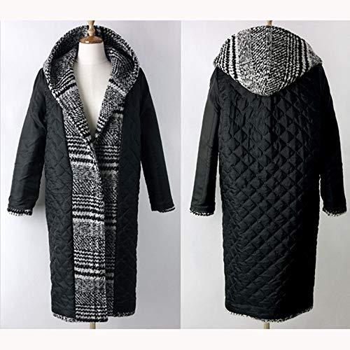 Y56 Manteau Noir Femme Femme Manteau Noir Y56 vFzvq5rw