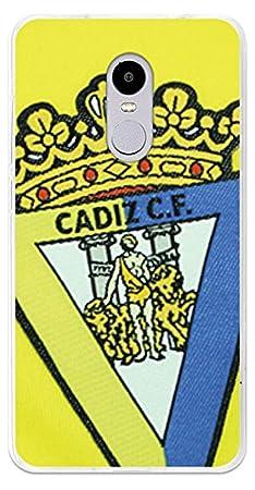 BeCool Funda Gel Flexible Cádiz C.F. para Xiaomi Redmi Note 4X ...