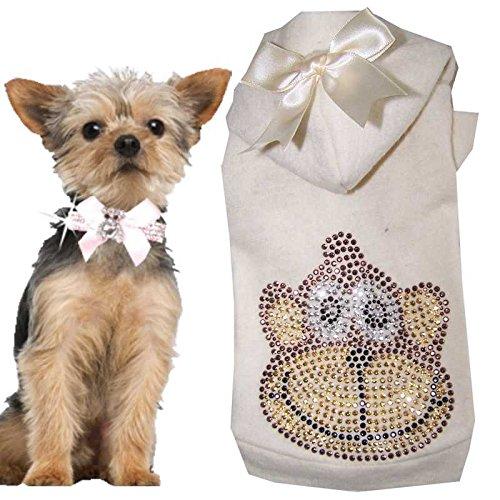 Talla XS Perros Chaqueta Ropa para Perros Perros - Sudadera para mujer & # x2665; Monkey & # x2665;: Amazon.es: Productos para mascotas
