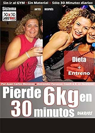 Sistema 30x30absmax pierde 6 kilos de grasa abdominal en for Gimnasio 30 minutos