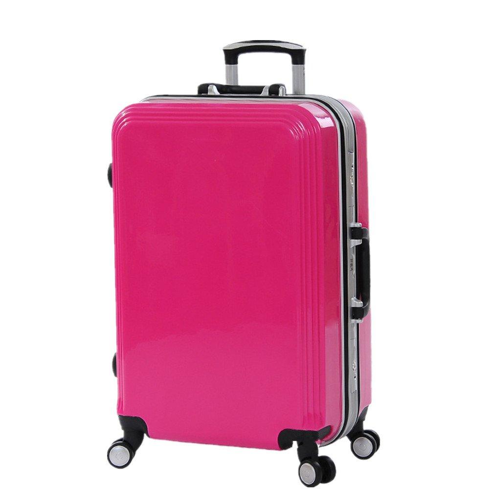 YHDD アルミ合金プルボックス、ユニバーサルホイール、軽量、大容量、防水、軽量、落ちにくい、ビジネス、旅行、旅行荷物に適して20/24/28 (サイズ さいず : 20) 20  B07QHWFJ5P