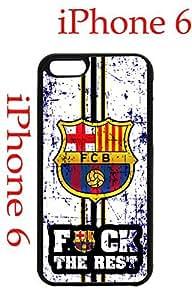Soccer FC Barcelona iPhone 6 4.7 Case Hard Silicone Case