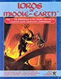 Lords of Middle-Earth, Vol 1 - The Immortals: Elves, Maiar, and Valar (Middle Earth Role Playing/MERP #8002)