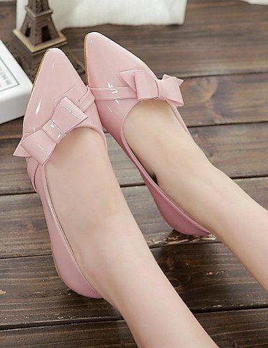 mujer zapatos tal de PDX charol de q5wav7t