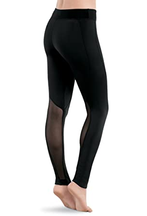 d61aadec3 Amazon.com  Balera Leggings Girls Tights For Dance Womens Stretch ...