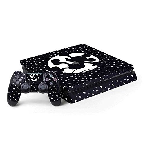Mickey Mouse PS4 Slim Bundle Skin - Mickey Mouse Fallen Shadow | Disney & Skinit Skin