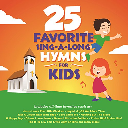 25 Favorite Sing-A-Long Hymns For ()