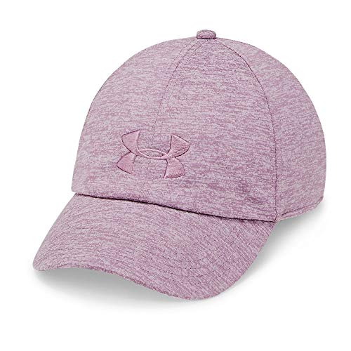 Under Armour Women's Twisted Renegade Cap, Purple Prime//Purple Prime, One Size Fits All ()