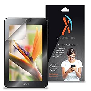 XShields© (2-Pack) Screen Protectors for Huawei MediaPad 7 Vogue Tablet (Ultra Clear)