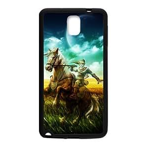 LJF phone case Games Customilzed The Legend of Zelda for SamsSung Galaxy Note 3 Case