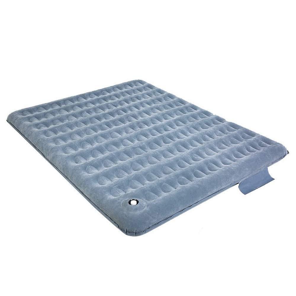 RKY Luftbett- Outdoor aufblasbare Kissen tragbare Faltbare Wabengassäule eingebaute Luftpumpe Mehrpersonenzeltmatte / - / (Color : Large)