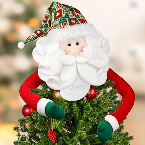 D-FantiX Santa Tree Topper