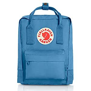Fjallraven - Kanken-Mini Classic Pack, Heritage and Responsibility Since 1960, Air Blue