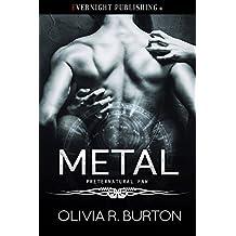 Metal (A Preternatural PNW Novel Book 3)