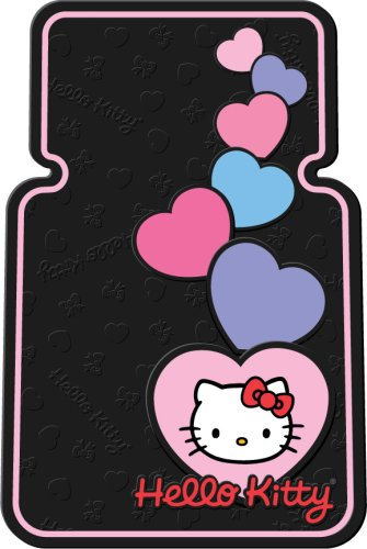 Officially Licensed Hello Kitty Floor Mats – Set of 2